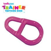 Training Teething Ring & Tongue Cleaner